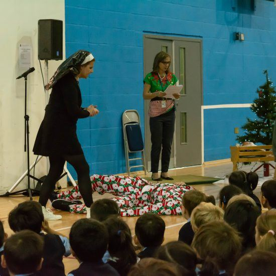 Christmas at The Blue Coat School